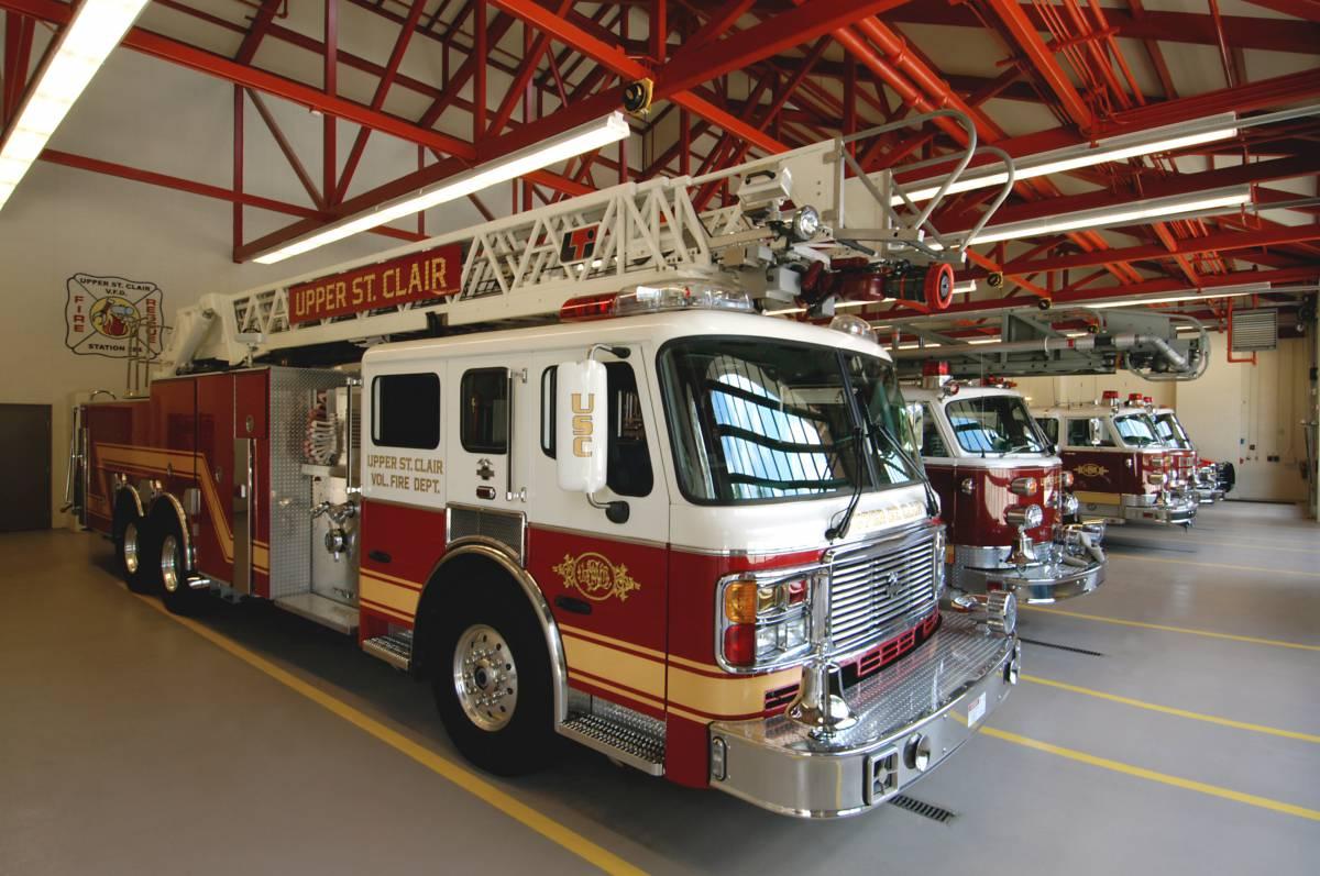 Upper St Clair Fire Department Designstream